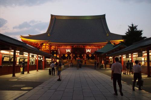東京観光 浅草