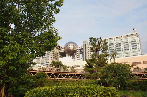 東京観光 お台場