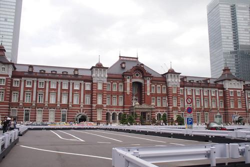 東京観光 東京駅