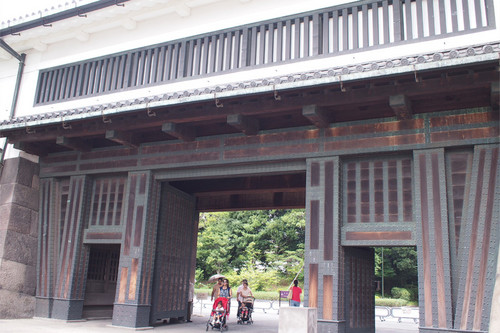 東京観光 皇居
