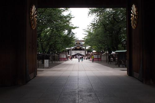 東京観光 靖国神社