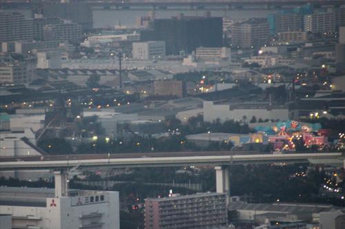 大阪観光 大阪府咲洲庁舎展望台