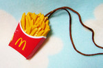 McDonald'sフードストラップ